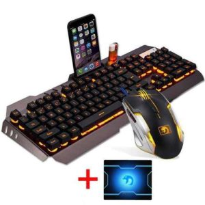 Kit Teclado Gamer NewVision