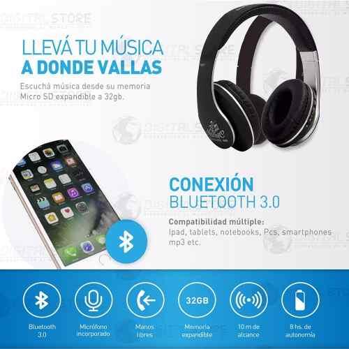 nuevos auriculares de NewVision