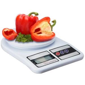 Balanza Digital De Cocina 10kg Newvision NW400