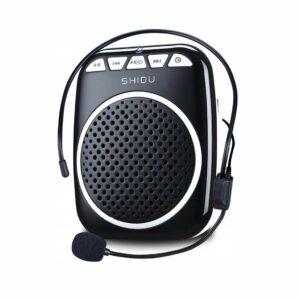 Microfono Parlante Shidu S308